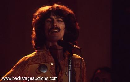 1974 George Harrison Concert Photos