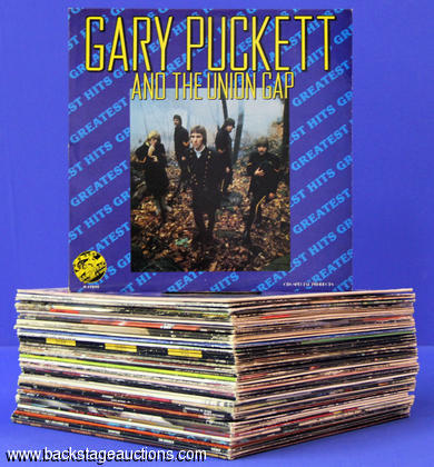 1960s - 1980s US Rock Vinyl