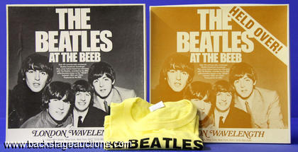 "The Beatles 1983 ""Live At The Beeb"" Box Se"