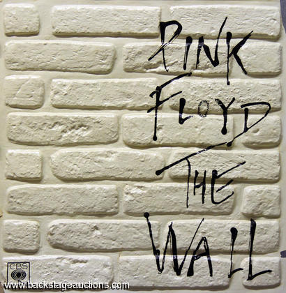 "1979 Pink Floyd ""The Wall""  Promotional Display"