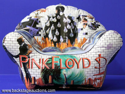 "Pink Floyd Rare Inflatable ""The Wall""  Promotional Item"