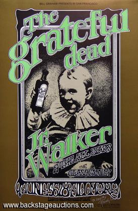 The Grateful Dead - BGP-176 Poster