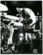 Fleetwood Mac 1974 Mick Fleetwood Long Beach CA Original Concert Photo