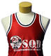S.O.D. Stormtroopers of Death 1997 Speak English or Die Basketball Jersey
