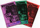 White Zombie 1996 Final Tour Lot of 3 Unused & Signed Backstage Passes