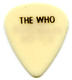 1405: The Who Pete Townsend 2004 San Francisco Concert Used Guitar Pick