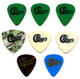 1468: Chicago Scheff & Howland Lot of 8 Concert Used Guitar Picks