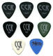 1476: Creedence Clearwater Revival / Revisited Lot of 8 Concert Used Guitar Picks