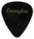 1510: Emmylou Harris Rare Concert Used Guitar Pick