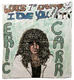 Kiss Eric Carr 1986 Crazy Nights Tour Fan-Made Concert Banner