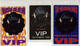 Black Sabbath 1998 - 1999 Reunion Tour Lot of 6 Laminated Backstage Passes