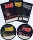 Black Sabbath 1999 - 2000 European Tour Lot of 5 Unused Backstage Passes