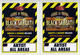 Black Sabbath 1998 - 2000 Lot of 7 Rare Tour & Festival Backstage Passes