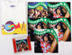 Kaoma 1989 'Lambada' Lot of 7 Singles, Mini CD and Promotional T-Shirt