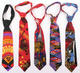 1038: The Beatles 1991 Collection of 21 Official Apple Corporation Silk Ties