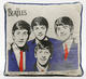 1102: The Beatles 1964 Official NEMS Pillow