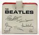 1107: The Beatles 1964 Ramat & Co. Ltd. U.K. White Snap Wallet