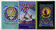 1305: Grateful Dead & Phil Lesh 2003 - 2006 Lot of 3 Original Tour Itineraries
