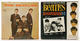 1116: The Beatles 1964 Vee-Jay Records Lot of 2 Collectible Albums
