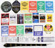 1499: Night Ranger 2009 - 2014 Collection of Backstage Passes & Concert Tickets
