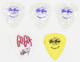 The Go-Go's Lot of 5 Signature Guitar Picks