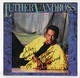 Luther Vandross 1986 'Give Me The Reason' Signed Album Cover