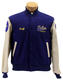 Michael Bolton 1992 / 1993 Tour Original 'Bolton Bombers' Softball Crew Varsity Jacket