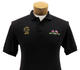 1160: Michael Bolton 1993 Timeless Tour Unique U.K. Meteorlites Crew Polo Shirt
