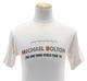 1161: Michael Bolton 1994 The One Thing Tour Indonesia Promoter T-Shirt