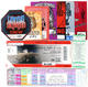 Lynyrd Skynyrd 1993 - 2013 Collection of Backstage Passes & Concert Tickets