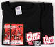 Korn Family Values Tour 2007 Local Crew T-Shirts & Passes Lot