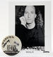 Kenny G 1994 Signed Photo & Backstage Pass Lot