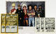 Village People 1999 Fully Signed Photo, Backstage Passes & Tickets Lot