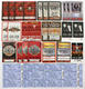 Brooks & Dunn 1996 -  2010 Backstage Passes & Concert Tickets Lot