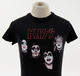 KISS Official Female T-Shirt & Malibu, CA Local Magazine