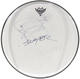 Slayer Paul Bostaph 2016 'Repentless' Texas Concert Used & Signed 14 Drum Head, Set List