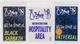 Black Sabbath 1998 Milton Keynes U.K. Ozzfest Backstage Pass Lot