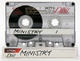 Ministry 1995 Original Japan Media Interview Cassette
