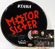 John Tempesta Motor Sister Signed 2015 Bass Drum Head, Drum Sticks