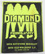 Testament Alex Skolnick Original 'Diamond' Concert Handbill