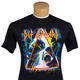 Def Leppard 1987 – 1988 Hysteria World Tour Original Concert T-Shirt