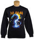 Def Leppard 1987 Hysteria World Tour Authentic Concert Sweatshirt