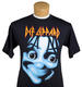 Def Leppard 1992 - 1993 Adrenalize Tour Original Let's Get Rocked Concert T-Shirt
