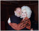 1034: Dolly Parton 1983 Signed Photo To Willie Nelson