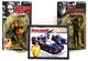 McFarlane Action Figures & Signed George Barris Batmobile Photograph