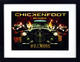 Chickenfoot 2009 Framed Original San Francisco Fillmore Concert Poster