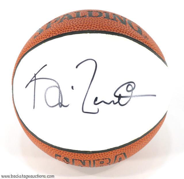 wholesale dealer 26782 04619 Kevin Garnett Signed Promotional Spalding Mini Basketball ...