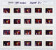 Van Halen 1979 Lot of 145 Color Women and Children First Cover Outtake Slides (3)