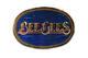 Bee Gees 1977 Vintage Pacifica Mfg. Belt Buckle