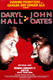 Hall & Oates 1982 Indianapolis, IN Original Concert Poster